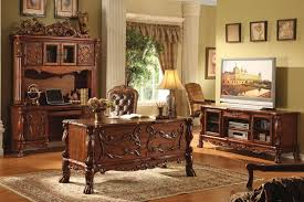 traditional home office design. Classic Home Office. Office Furniture Traditional Style Model Design G