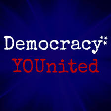 democracy younited is a non partisan student led voter education forum and round