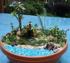 mermaid fairy garden found it here marlia lopez