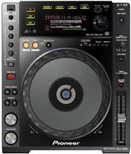 pioneer 850. pioneer dj performance multi player cdj-850-k black midi controller turntable 850