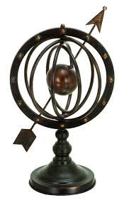 office decorative accessories. Armillary-sphere-industrial-office-deco Office Decorative Accessories I
