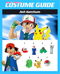 diy ash ketchum costume guide