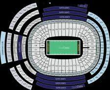 Green Bay Packers Lambeau Field 3rd Row Sports Tickets For