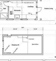 Small Picture Blueprints For Small Mobile Homes And Travel Trailers Tiny Houses