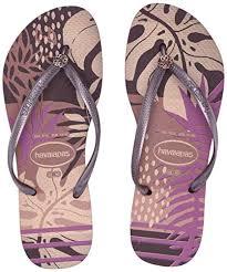 Havaianas Womens Slim Royal Sandal Aubergine