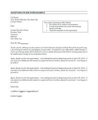 Letter Rejecting Job Offer Thank You Email After Acceptance Of Turn