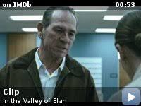 In The Valley Of Elah (2007) - Imdb