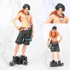 <b>One</b> Piece Portgas·D· Ace <b>Anime 29CM</b> PVC Action Figure Statue ...