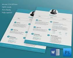 Professional Presentation Designer Resume Template. Editable Presentation  Designer Resume