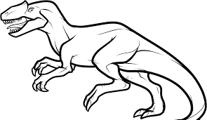 Small Picture Free Printable Dinosaur Coloring Pages For Kids New itgodme