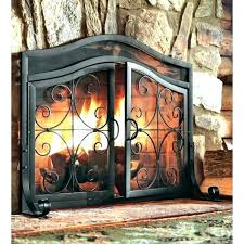 Unique fireplace screens Guard Unique Fireplace Screens Designer Raquelmac Unique Fireplace Screens Unusual Flat In Best Excellent Top With