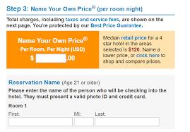 Priceline credit card application status. Priceline Insider Tips Find Discounted Hotels And Flights Financebuzz