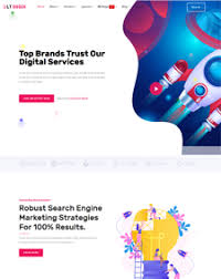 100 Best Responsive Free One Page Joomla Templates 2019