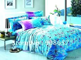 purple and green comforter blue bedding sets bedroom for girls epic set