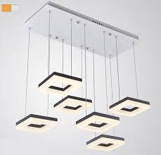 italian pendant lighting. 54w Contemporary LED Square Pendant Lamp,italian Design Led Suspension Light Lamp, Modern Indoor Italian Lighting