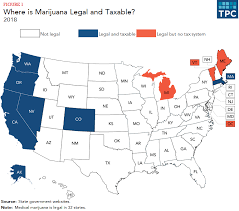 How Do Marijuana Taxes Work Tax Policy Center