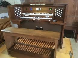 Organ Console Lights Allen Organspre Owned And Ex Demonstration Organs Allen Organs