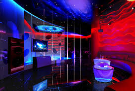 Space Themed Bedroom Space Themed Interior Decoration For Ktv Room Interior Design