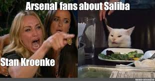 Blank meme templates for the most popular and latest memes. Somics Meme Arsenal Fans About Saliba Stan Kroenke Comics Meme Arsenal Com