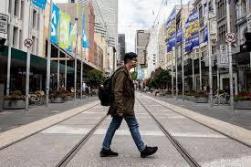 Melbourne enters new lockdown, barring australian open crowds. Luax1occiog7qm