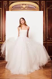 Oscar De La Renta Designer Wedding Dresses Bridal Fall 2018 Oscar De La Renta A E Magazine