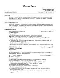 Resume For Carpenter Fiveoutsiders Com