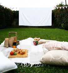 Remember going to drive-in theaters as a kid? We love how this project  enables us to relive those moments watching movies at dusk during warm  summer nights.