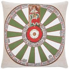 the round table winchester tapestry cushion luxury tapestries decorative tapestry cushions handmade custom tapestries classic early oak furniture
