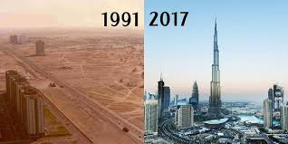 Dubai Before And After 2017 Obasi Blog