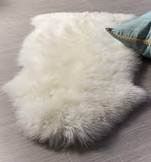 Sheep skin rug Diy Image Unavailable Amazoncom Amazoncom Super Area Rugs Single Sheepskin Rug Throw Accent Decor
