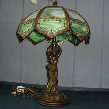 cool table lamp and floor lamp decoration with art deco lamp shades lovely table lamp