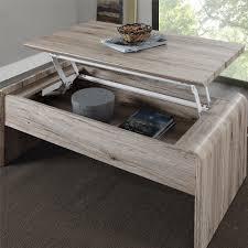 Dual Lift Top Coffee Table Matrix Stelar White Lift Top Rectangular Coffee Table Small