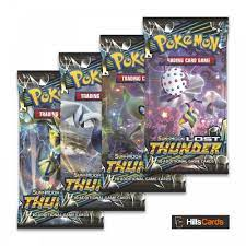 Collectables Pokemon Sun & Moon Lost Thunder Sealed Booster Box of 36 Packs  SM-8 TCG Cards Pokémon Sealed Booster Packs utit.vn