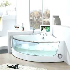 extra deep soaking tub a you can alcove for two freestanding soaking tub