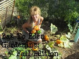 Back To Eden Gardening Benefits Of Fall Gardening  YouTubeFall Gardening