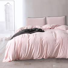 simple style 2018 polyester cotton hotel 3pcs duvet cover set twin queen king duvet covers