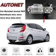 2013 Hyundai Accent Brake Light Autonet Backup Rear View Camera For Hyundai Accent Wit