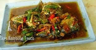 Ada banyak racikan bumbu yang bisa dipakai. Resep Ikan Kembung Bumbu Tauco Resep Masakan Indonesia