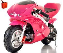 pocket bike mini motorcycle 4 stroke gas power go bowen green