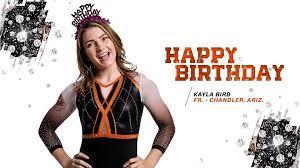 Happy Birthday to Kayla Bird,... - Oregon State Gymnastics | Facebook