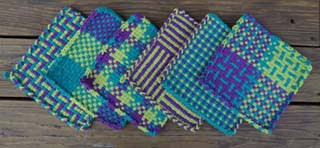 Potholder Loom Patterns Adorable Beautiful Potholders Woven On The Potholder PRO Loom Bountiful
