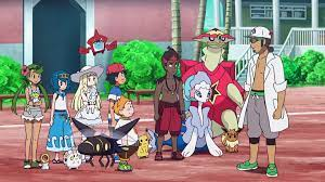 Pokémon the series Sun and Moon Ultra Legends episode 31 - video Dailymotion