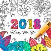 coloring book 2018 apk