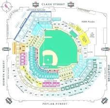 Prototypal Cardinals Stadium Seat Map Cardinals Seating Map
