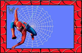 spiderman free printable invitations cards or photo frames oh 260291