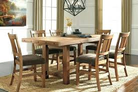 Must know why this round kitchen table with bench suited for your