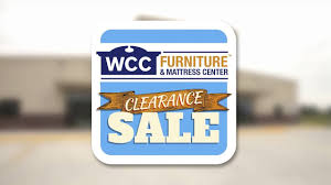 WCC Furniture Clearance Sale 2016