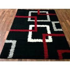 chevron rug black black and white chevron rug