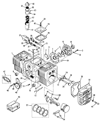 toro wheel horse 520h. engine cylinder block toro wheel horse 520h