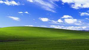 In honor of Windows XP, I made a 4k ...